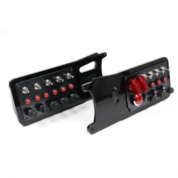 DSD Button Box Pack for Fanatec CSL Wheel