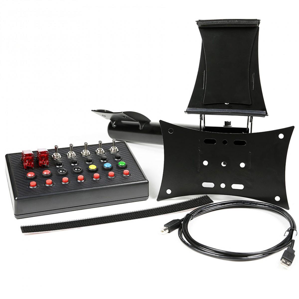 Bundle RS1 Buttonbox Upgrade Kit + DSD Track Boss Buttonbox + USB + 3M