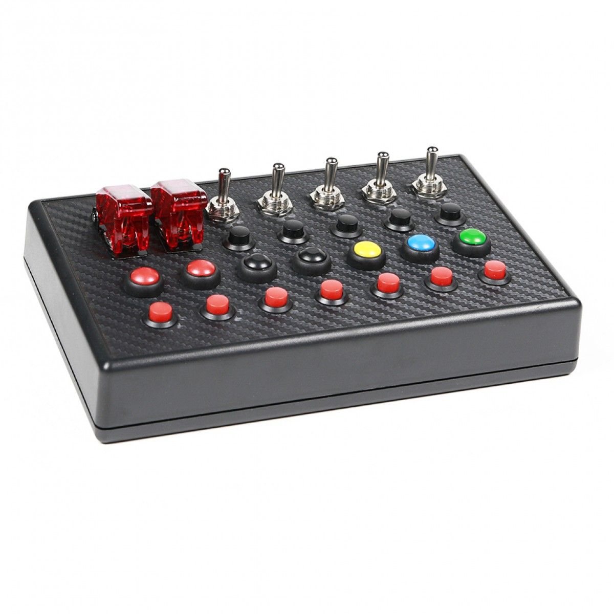 DSD Track Boss button box