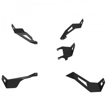 S1 Speakers Mount Upgrade kit Black