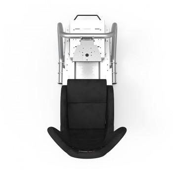 S1 Alcantara/Silver Frame