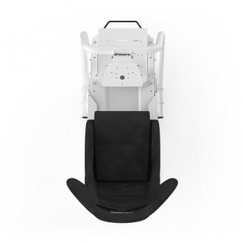 S1 Alcantara/White Frame