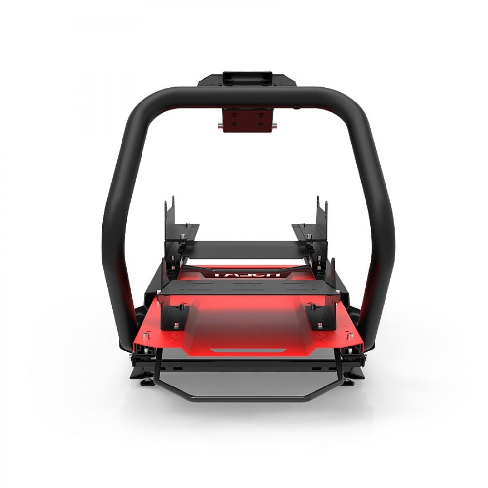 S1 Frame Only Black-Red