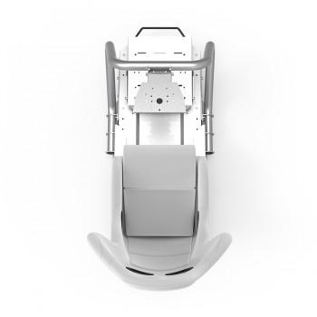 S1 White/Silver Frame