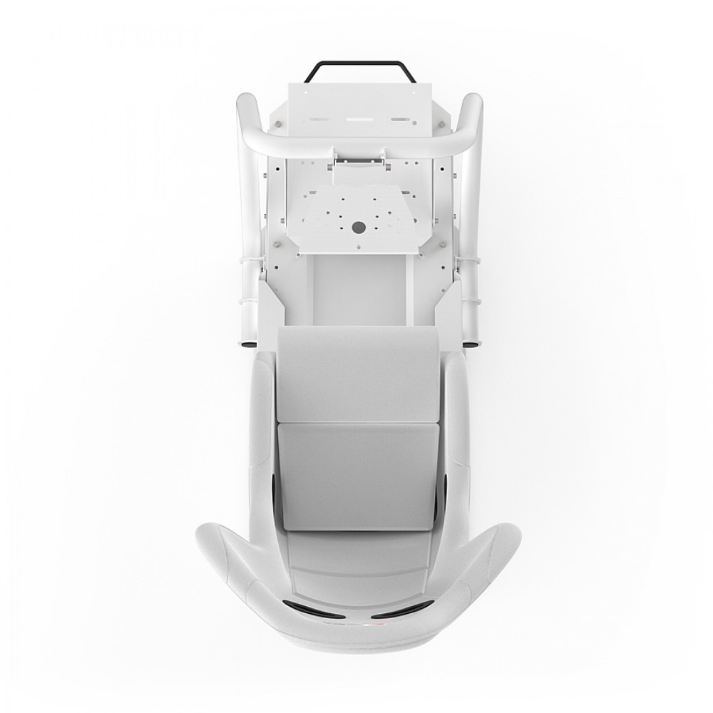 S1 White/White Frame