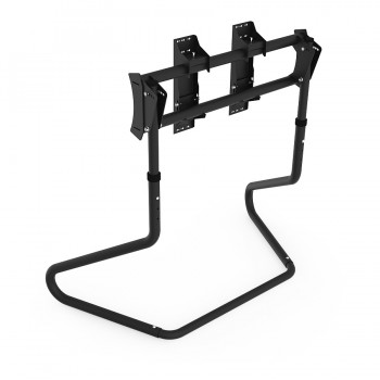 RS STAND S3 Black V2 - TV Stand for up to 65 inch
