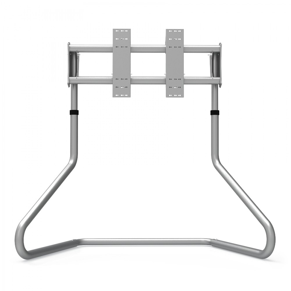 RS STAND S3 Silver V2 - TV Stand for up to 65 inch