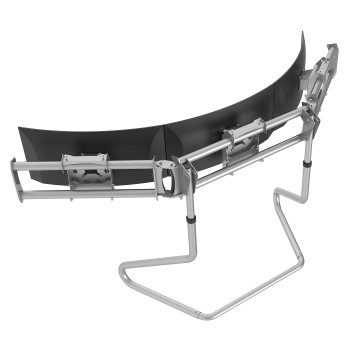 VESA Support for Ultrawide Curved Monitor for RS STAND T3XL V2