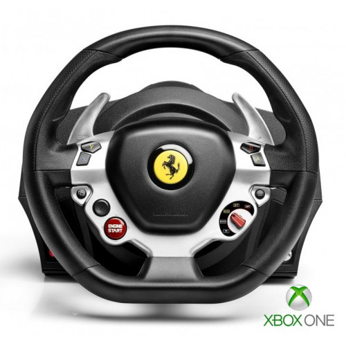 Thrustmaster TX Racing Wheel Ferrari 458 Italia Edition, Xbox One and PC