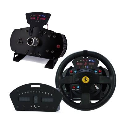 Wheels, Add-on & Digital data display