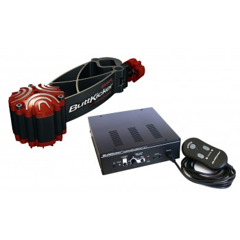 RS1 Red/Black Buttkicker Edition