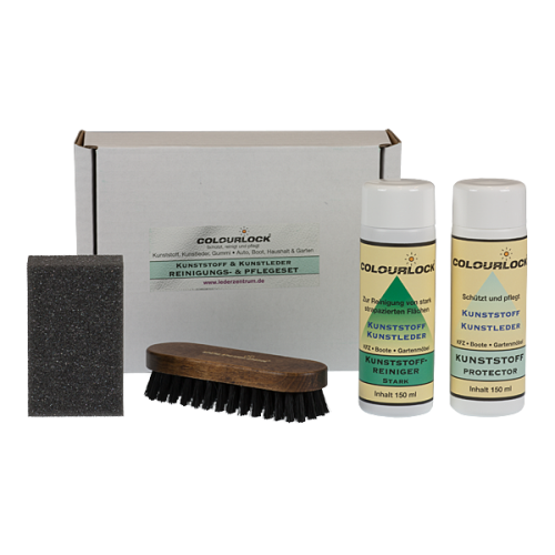 Vinyl Leather Care Set