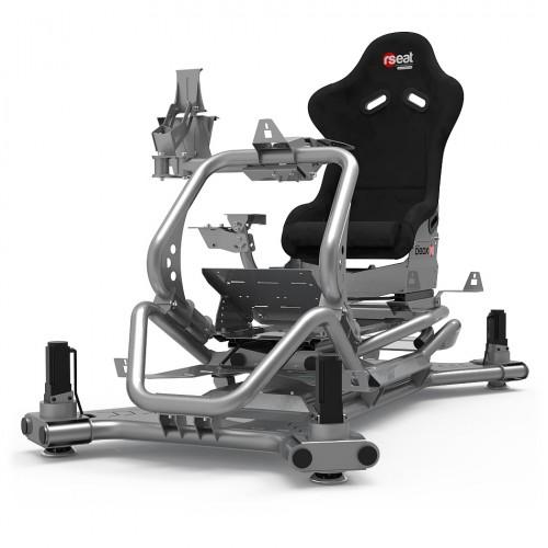 N1 M4A 1500 Silver Motion Simulator