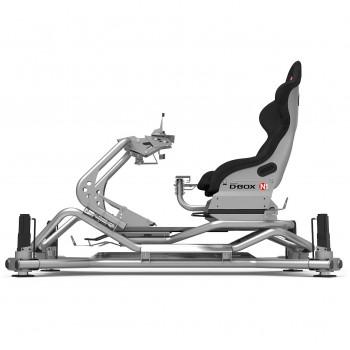 N1 M4A 3000 Silver Motion Simulator