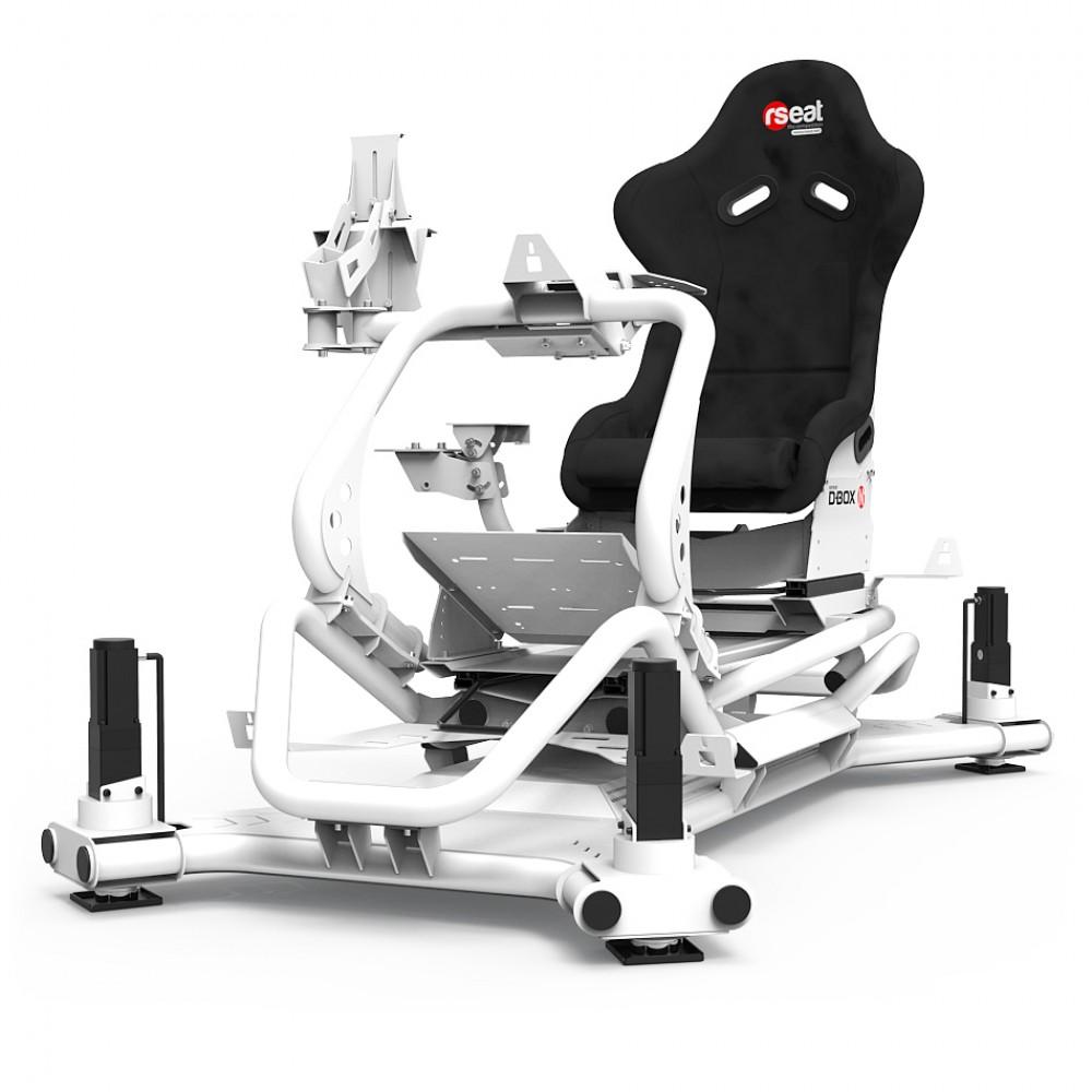 N1 M4A 3000 White Motion Simulator