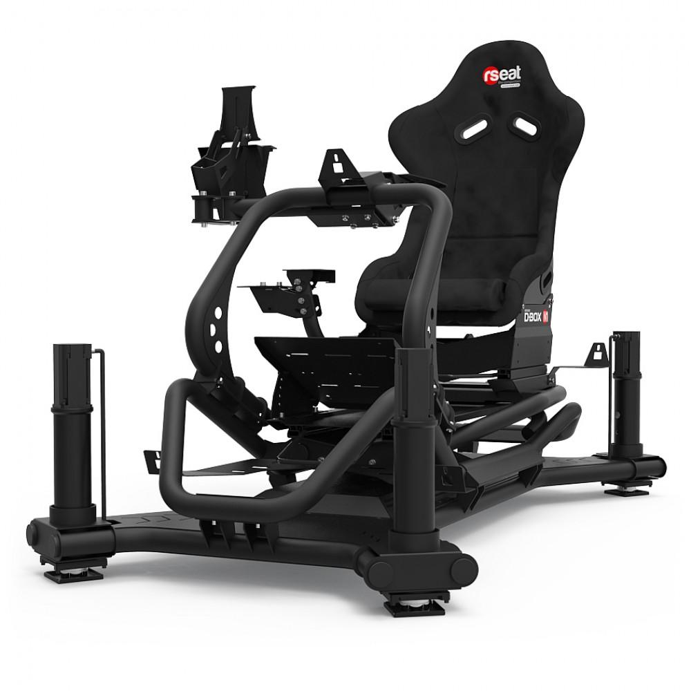 N1 M4A 6000 Black Motion Simulator