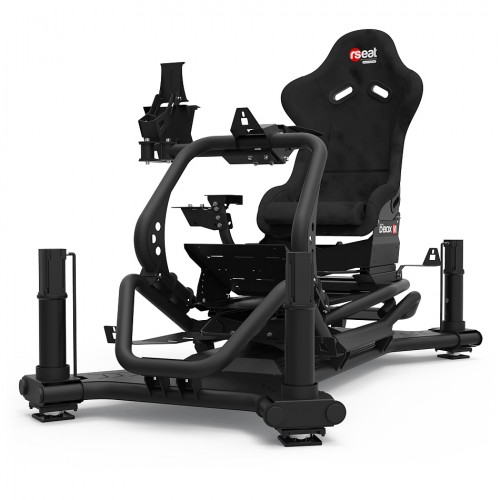 N1 M4A 6000 Black Motion Simulator