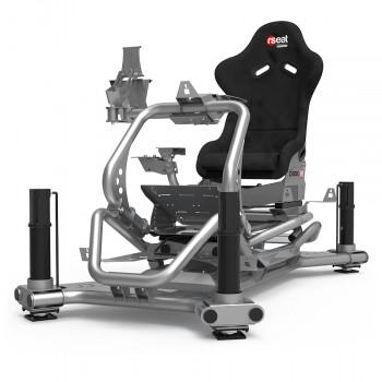 N1 M4A 6000 Silver Motion Simulator