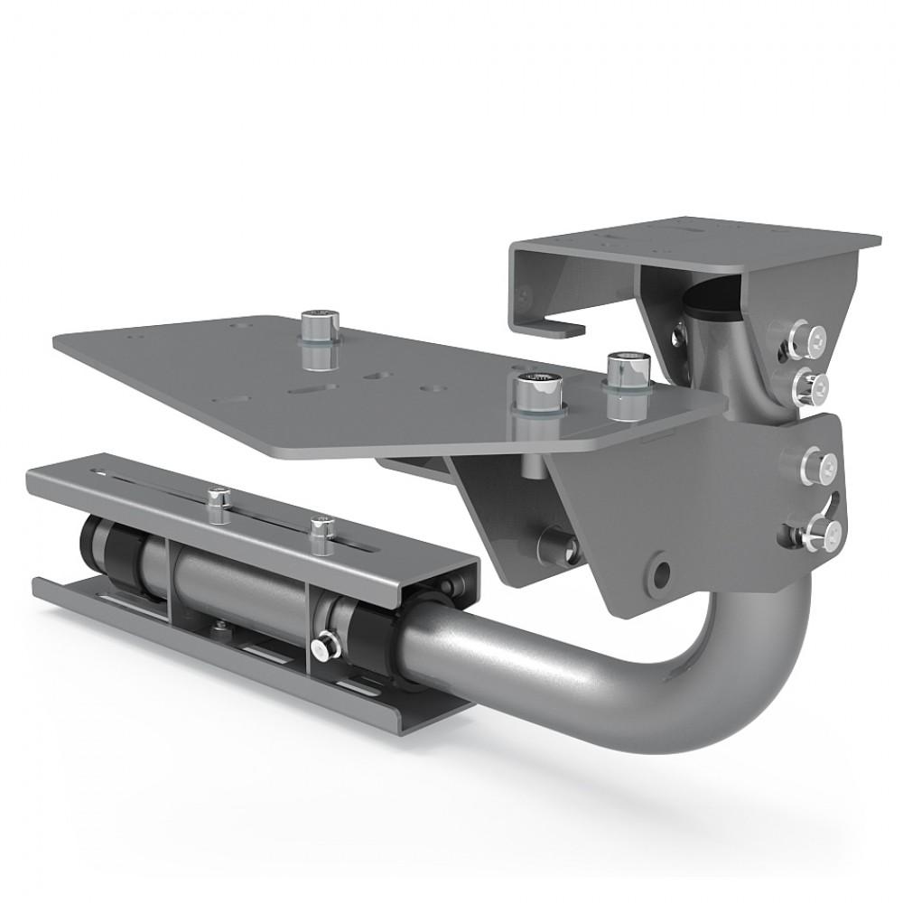 N1 Shifter/Handbrake Upgrade kit Silver