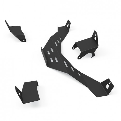 N1 Speakers Mount Upgrade kit Black