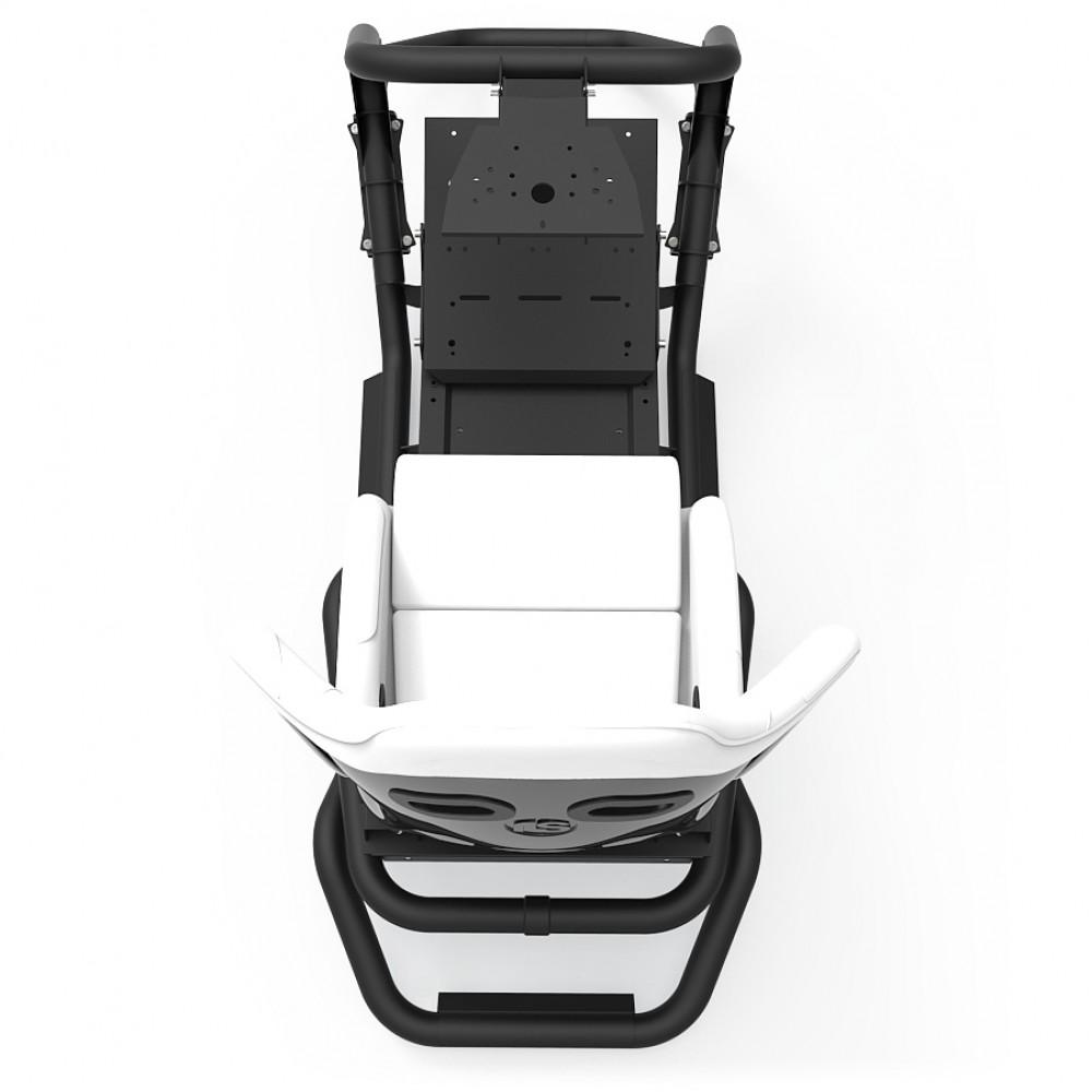 N1 White/Black Frame