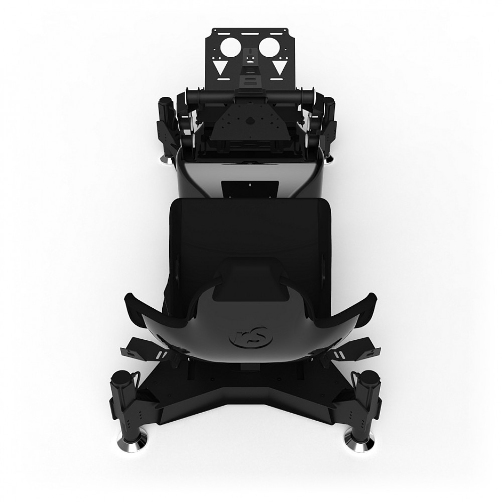 RS Formula M4A Black Full Motion, Electrical Adjustment of the pedals and seat