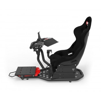 RS1 Pro Pedals Upgrade Kit Black