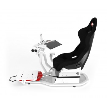 RS1 Pro Pedals Upgrade Kit White