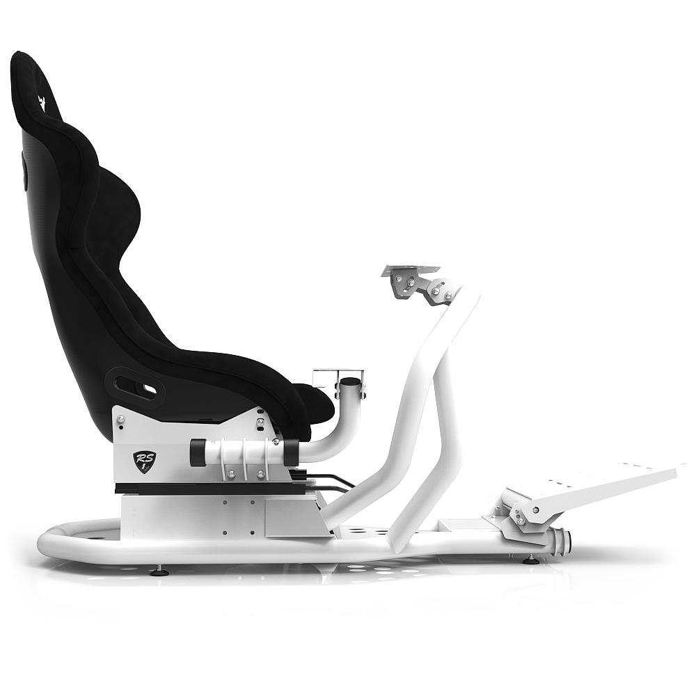 RS1 White/Alcantara®