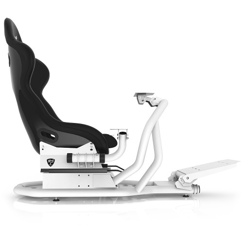 RS1 Black Seat/White